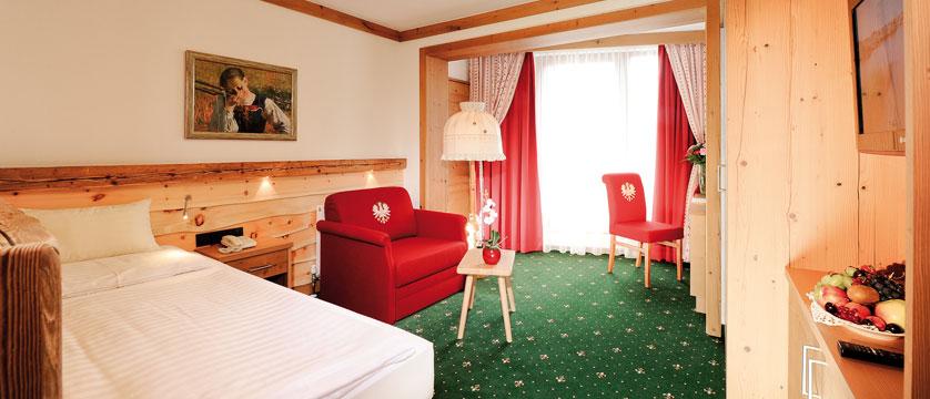 Ferienhotel Kaltschmid, Seefeld, Austria - Bedroom interior.jpg